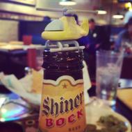 Feb 2013 - Drew's favorite beer!
