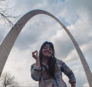 April 2013 - St. Louis Arch